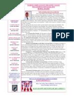 Newsletter Oct 2012