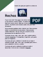 Geologia - Rochas