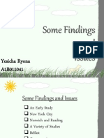 Chapter 7 - Finding Issues