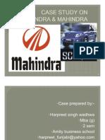 29845973 Mahindra Case Study