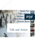 Chapter 12 - Talk and Action