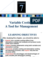 21_variable Costing - Ppp (1)