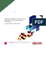 Baromètre de conjoncture TPE-PME