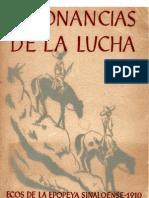 Resonancias de La Lucha (Tomo 2) - Leyva