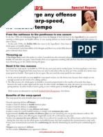 Sr Warp Speed