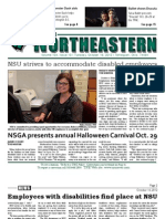 The Northeastern - Oct 16, 2012