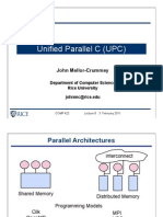Comp422 2011 Lecture8 UPC