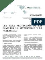 Boletin Proteccion de Las Familias