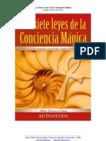 SieteleyesdelaConcienciaMagica