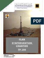 Plan Intervention Tp199