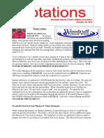Bulletin 10.16.12