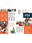 YMCA After-School Brochure (Spanish)