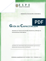 Guia Capacitacion MED 2012B