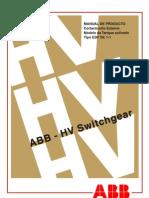 Interruptor ABB Tipo EDF SK 1-1
