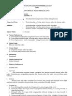 (2) RPP Ekonomi Kelas X Semester II