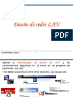 Clase 03 - Diseño de Redes LAN