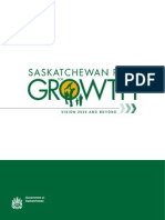 Saskatchewan Plan for Growth - Full Version