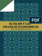 El Islam y Las Escuelas Economicas