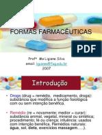 aula formas farmacêuticas