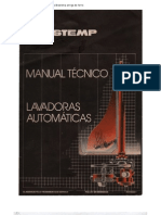 Manual Técnico completo das Lavadoras Brastemp antiga de ferro
