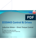 12 Induction Motor - Direct Torque Control