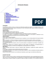 Ingenuidad -Derecho Romano