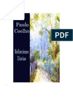 Paulo Coelho Reflexiones Diarias