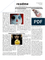 Readme - October 17, 2012
