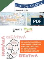 Taller de Facilitación Gráfica - ZARATE 4 Nov