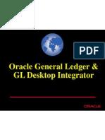 Oracle GL & Web ADI