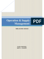 supply chain management by naaz