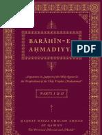 Barahin e Ahmadiyya Parts1 2