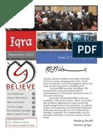 Iqra Issue 2 Volume 3 PDF