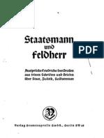 Friedrich der Große - Staatsmann und Feldherr (1940)