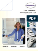 Cablemaster CM - Brochure