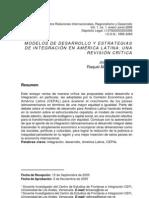 Modelos Desarrollo en América Latina_ Rev Critica