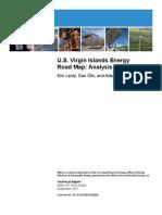 NREL, U.S. Virgin Islands Energy Road Map