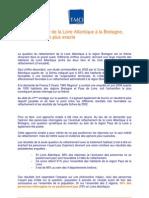 TMO Régions - Le Rattachement de La Loire Atl Antique à La Bretagne, Vers Une Mesure Plus Exacte - Juin 2006
