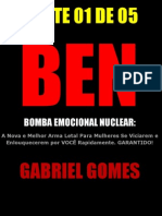 BEN = Bomba Emocional Nuclear - Gabriel Gomes