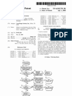 Multi-mode paging system (US patent 6542751)