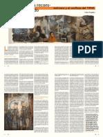 La dinámica de la reconstruccion del Estado boliviano y el conflicto del TIPNIS