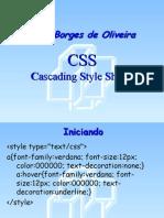 Alinhamentos CSS