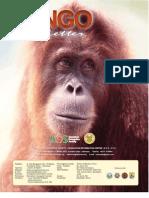 PONGO NewsLetter - Orangutan Information Centre Edisi 3