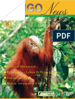 Buletin PONGO News - Orangutan Information Centre Edisi IV - 2005