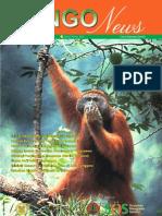 Buletin PONGO News - Orangutan Information Centre Edisi I - 2010