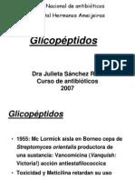 Glicopeptidos