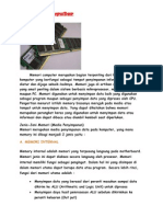 Memori Komputer ( PDF )