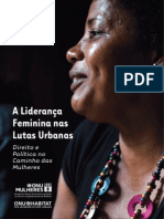 A Liderança Feminina nas Lutas Urbanas