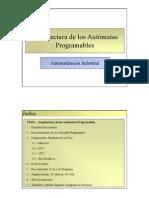 Arquitectura de los Autómatas Programables