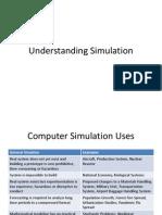 Understanding Simulation